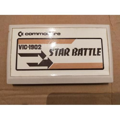 Commodore VIC 20 Star Battle VIC-1902