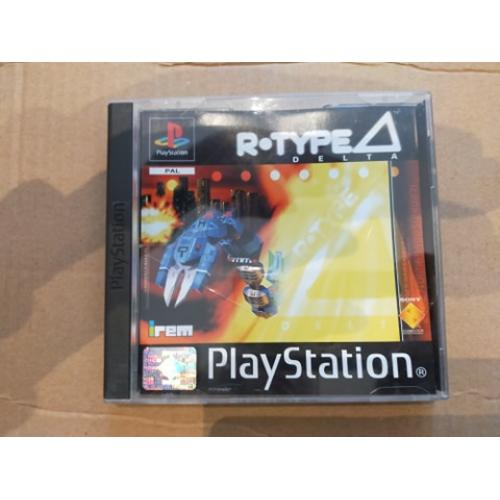 PS One R-Type Delta