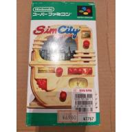 Super Famicom Sim City